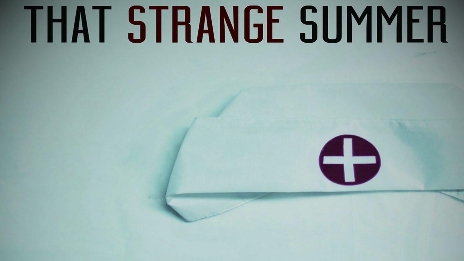 That Strange Summer - DVD Cover